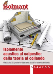 Manuale sull'isolamento Isolmant 1