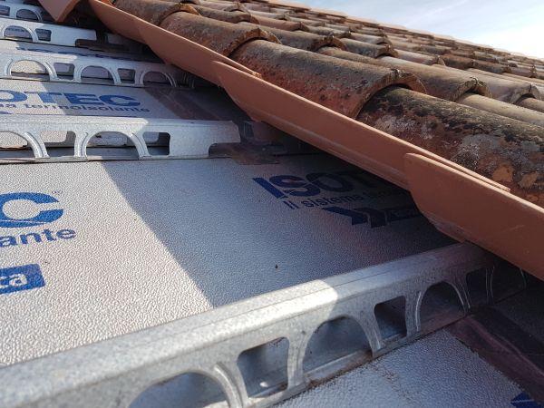 Isotec di Brianza Plastica è un sistema di isolamento termico in poliuretano espanso