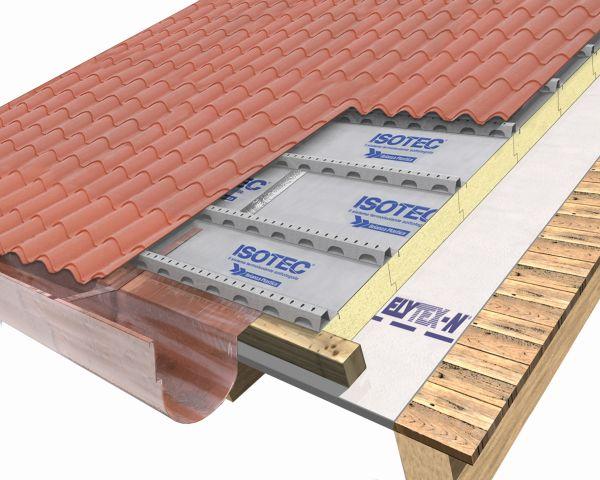Lastre Elyforma Metal su Sistema Isotec