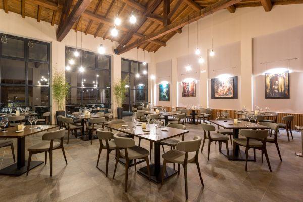 KEOPE per il ristorante LA MAISON DU GOURMET