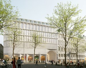 Vienna, a OMA il progetto di Kadewe