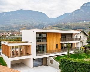 Ceramiche Keope dona la bellezza a una villa nei pressi di Bolzano