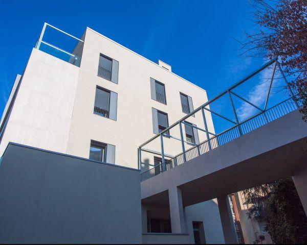 Ceramiche Keope per il progetto Bernini² – La Villa e la Torre di +Studio Architetti