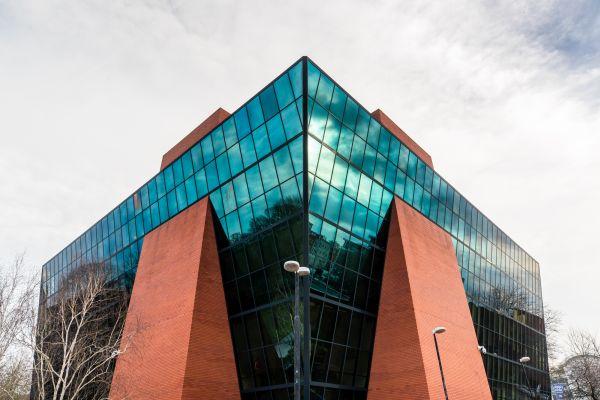 Progetto di riqualificazione del Blue Leanie Building a Oxford