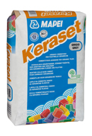 ADESIVI PER CERAMICA E MATERIALI LAPIDEI – KERASET