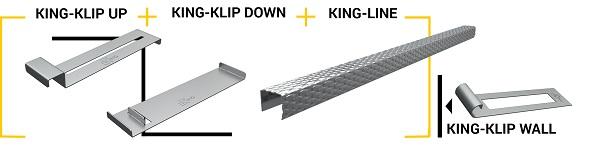 King-Klip System