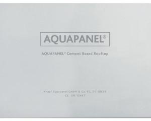 AQUAPANEL Cement Board Rooftop, nuova sfida per coperture piane robuste e sostenibili