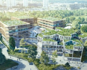 Ècole D'Architecture De Nanterre, il progetto è di It's
