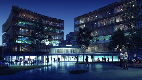 L'Ecole d'Architecture de Nanterre