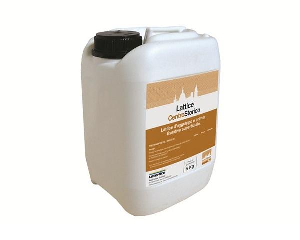 Lattice CentroStorico - Lattice d'aggrappo e primer fissativo a base di resine sintetiche