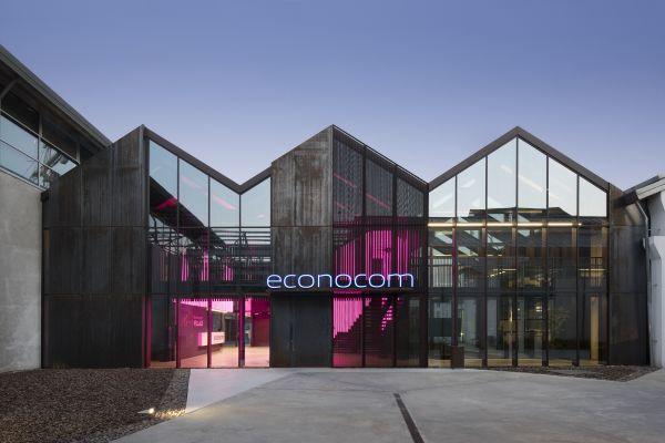La Forgiatura, nuova sede Econocom, Studio Tortato Architetti