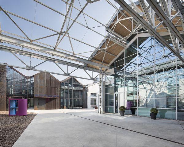 La Forgiatura, nuova sede di Econocom - Studio Tortato Architetti