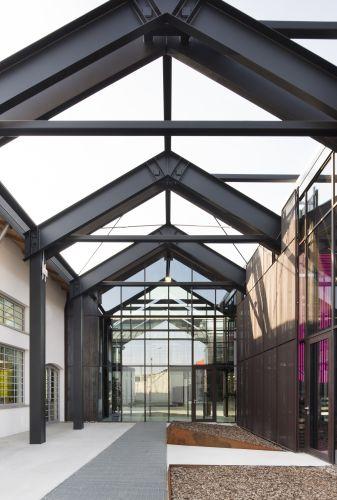 La Forgiatura, nuova sede di Econocom, Sudio Tortato Architetti