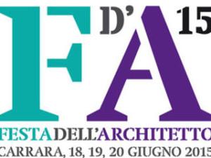 Festa dell'Architetto 2015 1