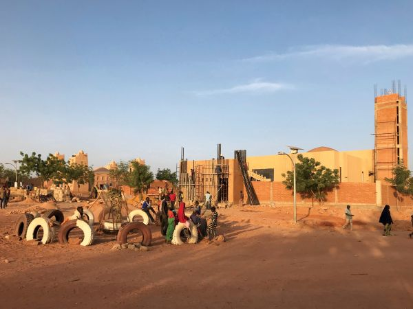 Global LafargeHolcim Awards Argento 2018 per il complesso religioso e laico, Dandaji in Niger