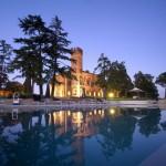 Il restauro dello splendido Castello di Lajone