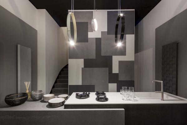 Lapitec, collezione Velvet presentata a Cersaie 2018