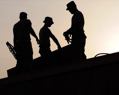 Lavoratori nelle costruzioni
