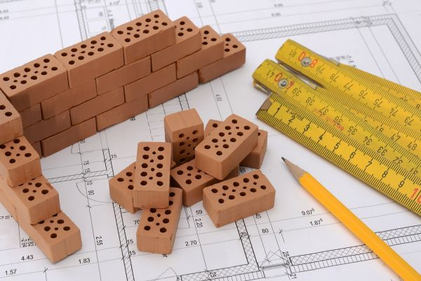 Le fasi per costruire casa