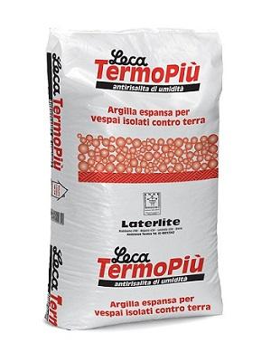 Leca TermoPiù - L'argilla espansa per l'antirisalita di umidità