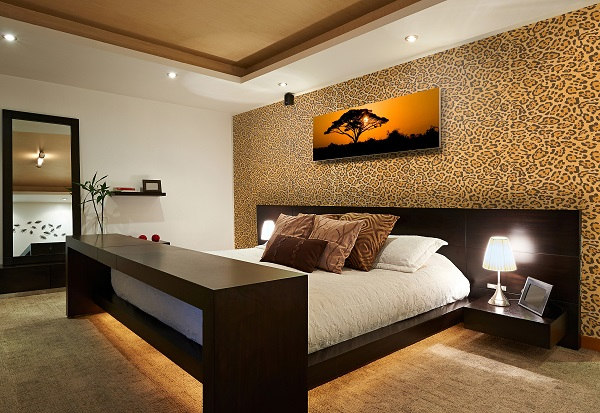 Amazing Pittura Allu0027acqua U2013 Leopardo