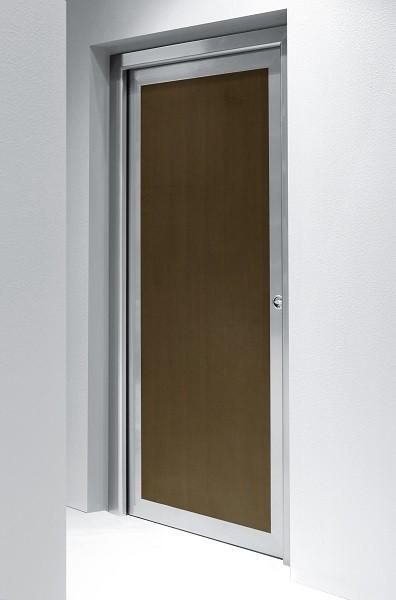 Porta interna metra flex linea scorrevole ad incasso - Porta scorrevole interna ...
