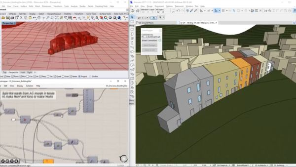 Grasshopper-ARCHICAD Live Connection V2.0