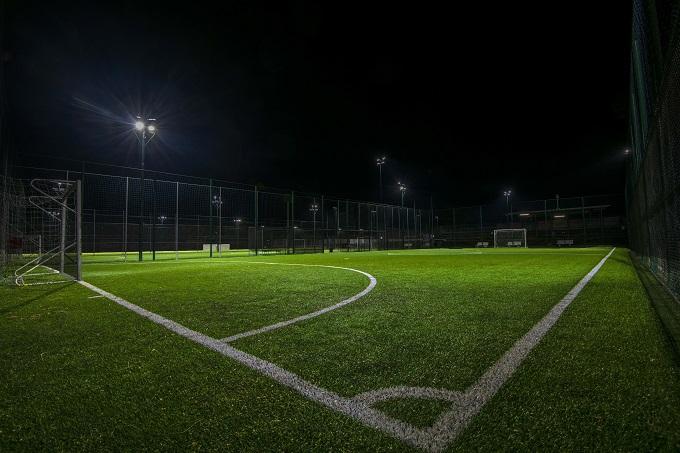 GEWISS illumina il Totti Sporting Club