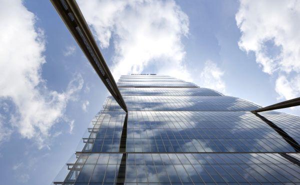 Allianz Tower di Arata Isozaki vincitore del Premio Pritzker 2019