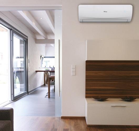 Climatizzatore d'aria residenziale
