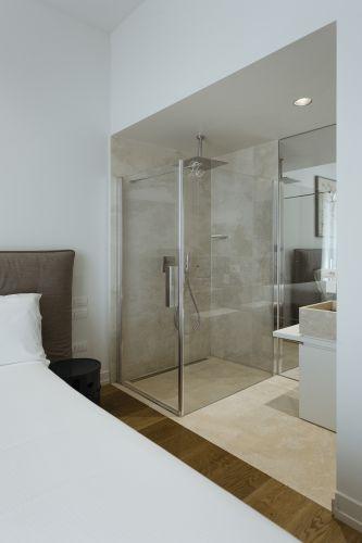 Particolare di uno degli 11 appartamenti di M7 Contemporary Apartments