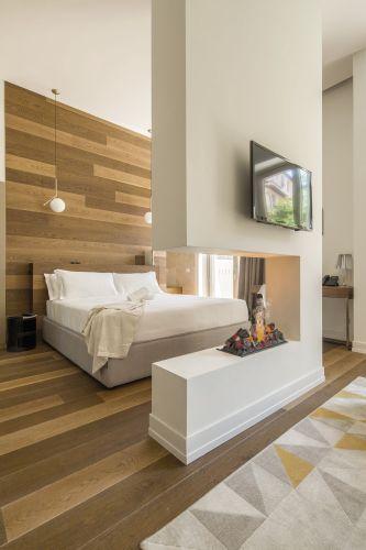 Il legno protagonista del progetto M7 Contemporary Apartments