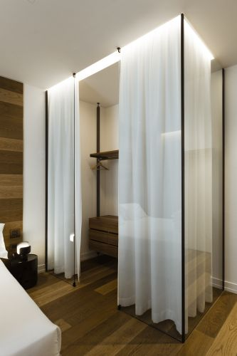 Gli arredi degli M7 Contemporary Apartments realizzati partendo da materiali di riciclo