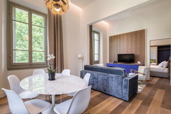 Un nuovo concept per M7 Contemporary Apartments: si viaggia sentendosi a casa
