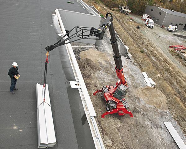 Macchine per l'edilizia, la crescita continua