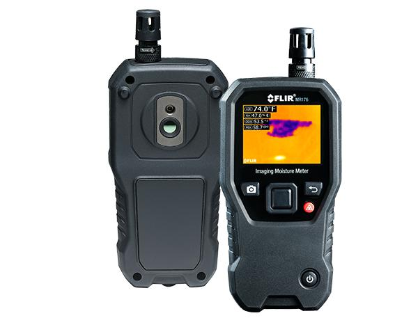 MR176 di FLIR è l'igrometro con termocamera integrata