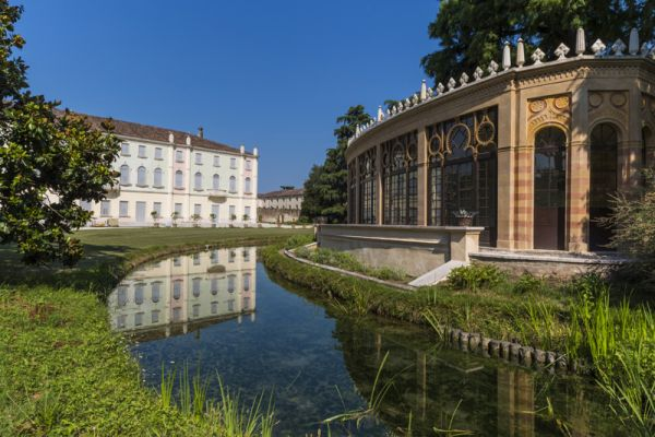Villa Revedin Bolasco a Castelfranco Veneto