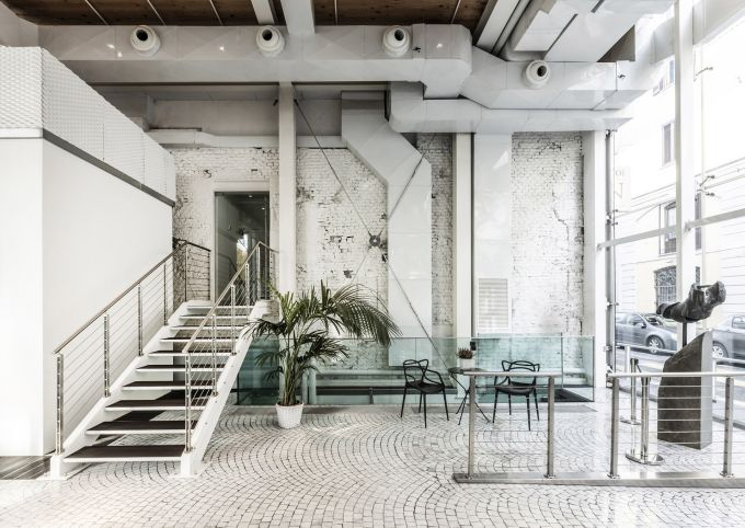 A Milano la la ex azienda profumiera ICR diventa il Magna Pars Suites Hotel