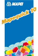ADDITIVI PER CALCESTRUZZO – MAPEQUICK