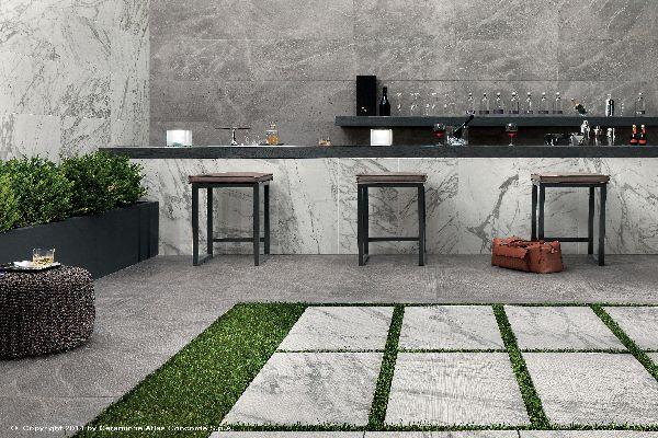 Marvel Pro, pavimentazioni in gres porcellanato con effetto marmo