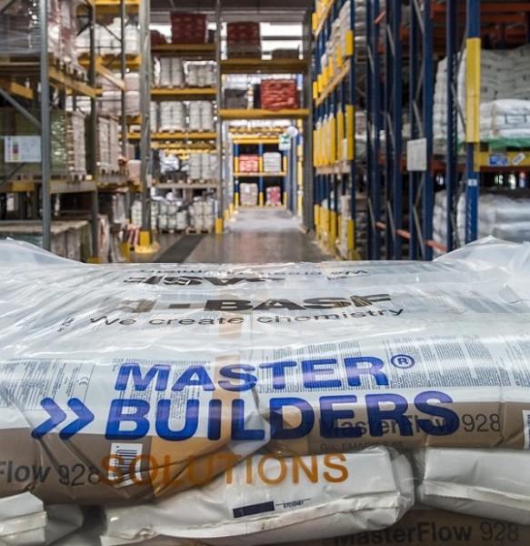 Master Builders Solutions di BASF