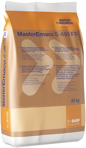 MasterEmaco S 499 FR
