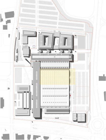 Masterplan urbano-tecnopolo dell'ex manifattura Tabacchi a Bologna
