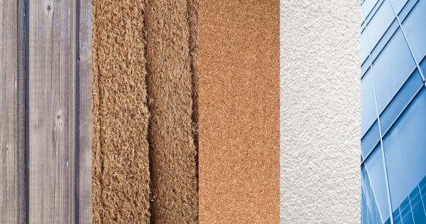 Materiali edifici in legno