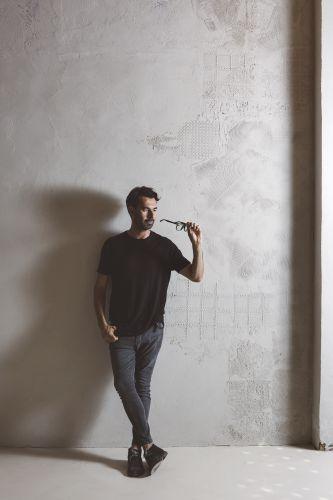 Matteo Brioni, rivestimenti in terra cruda per interni