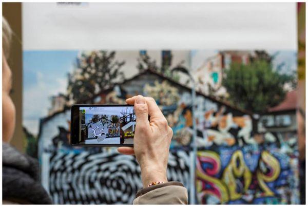 Mauanuseo street art realtà aumentata a Milano