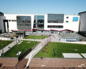 Maximo, il nuovo shopping centre di Roma