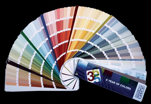 Mazzetta Colori 365 A Year Of Colors By Fassa