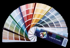 "Mazzetta Colori ""365 – a year of colors"" by Fassa"