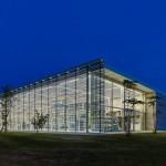Illuminazione perfettamente integrata nell'architettura